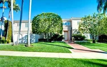 DreamWorks CEO Katzenberg Lists $9.4 Million Beverly Hills Home (PHOTOS)