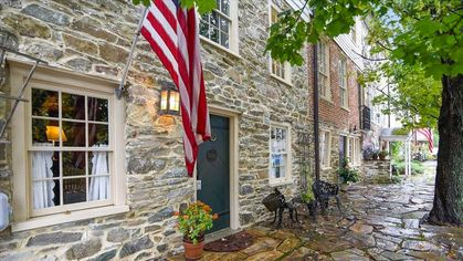 Raise Your Glasses! Tavern-Turned-Home Is a Perfect Place for a Toast