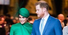 Prince Harry and Meghan Markle Finally Buy Their First Home—and It's Not Where You'd Think