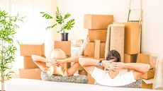 Settle In With Our 11-Step Game Plan for Unpacking Your Move