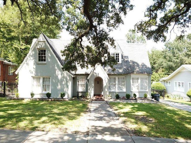 Laurel MS historic home exterior
