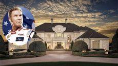 Spend Talladega Nights in Ricky Bobby's $4.2M North Carolina Mansion