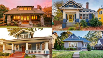 A Bungalow Doesn't Have to Be Small! 9 Jumbo Bungalows for Sale