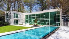 Carolina Modern: Le Corbusier-Inspired Home in Raleigh Lists for $2.25M
