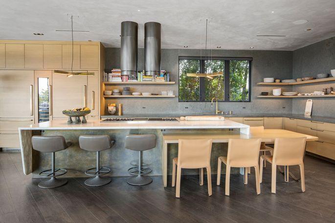 Professional-grade kitchen of Instagram fame