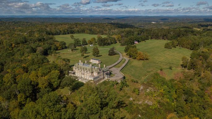 President Trump's Seven Springs Estate