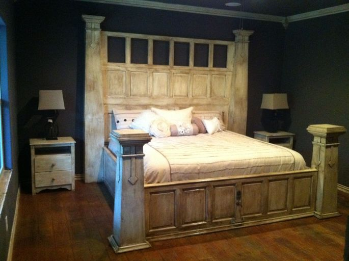 Rest easy (and save money!) with a DIY headboard.