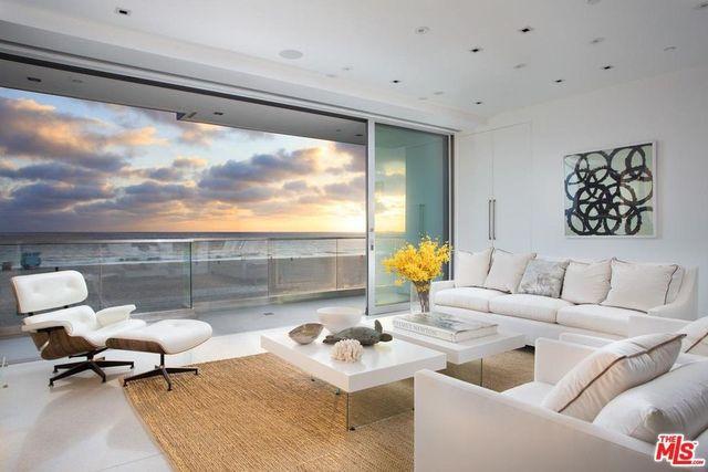 Beach view from $20 million Manhattan Beach home