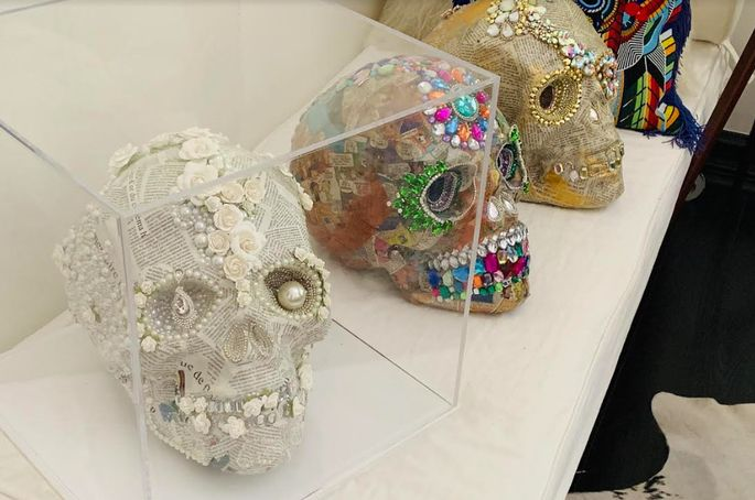 Designer skulls