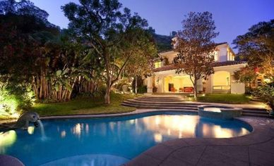 Sharon Stone Re-Lists Beverly Hills Mansion (PHOTOS)