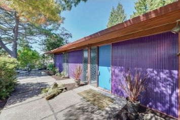 A 'Care-Free' Aluminum Home in Portland Hits the Market