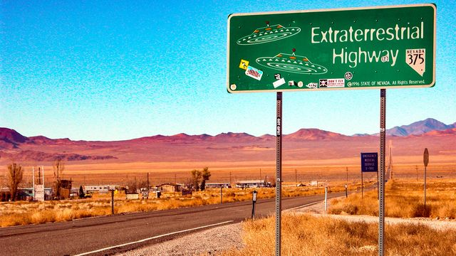 Fellow Earthlings, We've Detected 11 Homes on the Market Near Area 51