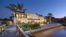 $45M Newport Beach Mansion Featured in Music Video Is Most Expensive New Listing