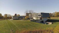 Pastoral and Posh: Modern Illinois Mansion With Million-Dollar Sound System