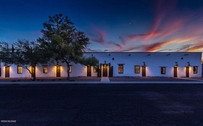 Exterior of home in Tucson, AZ