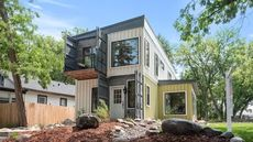 We Can't Contain Our Excitement! Peek Inside a $280K Shipping Container Home in Minneapolis