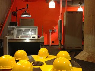 Live in the Launch Control Center of this Cold War Missile Silo