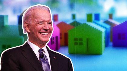 Biden's Housing Plan Aims to Help First-Time Buyers, Address Racial Inequities