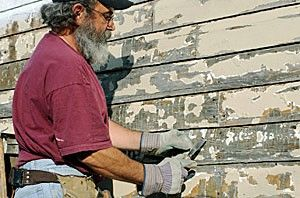 Always Inspect Wood Siding Before Painting