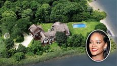 Inside Rihanna's Hamptons Rental—and the Insane Price She Paid