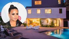 Inside the House Where Demi Lovato OD'd—Now for Sale