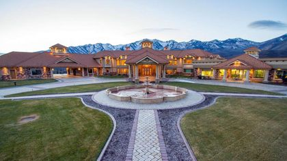 Even With a $5M Price Cut, This $30M Mansion Is the Most Expensive in Utah