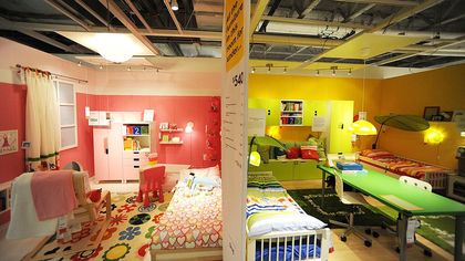 9 Neat Ikea Hacks for Your Kid's Room