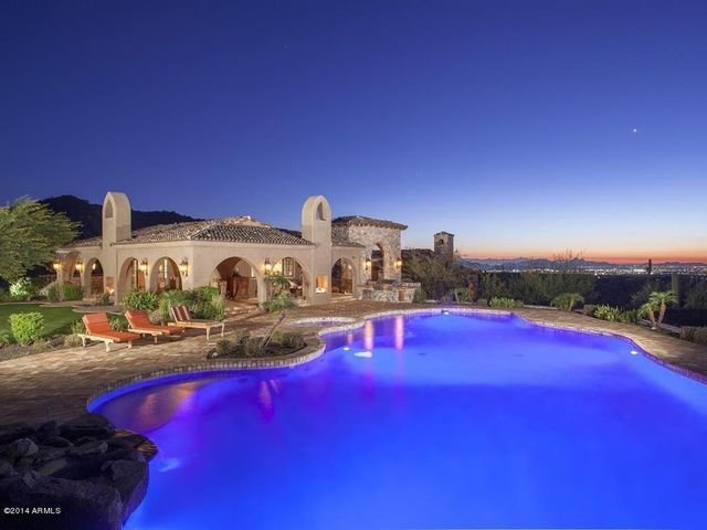 Guest house and pool AZ most expensive