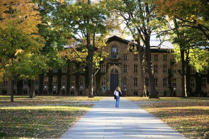 Princeton University in Princeton, NJ