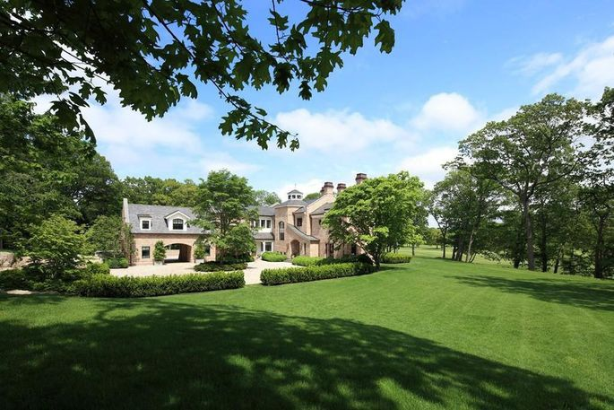 Tom Brady's custom home in Brookline, MA
