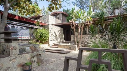 'Piece of Art': Distinctive $2.8M Midcentury Modern Time Capsule in SoCal
