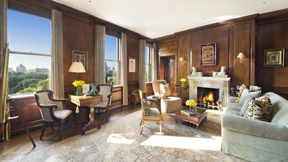 Palatial $46M NYC Pad With Central Park Views Is the Week's Priciest New Listing