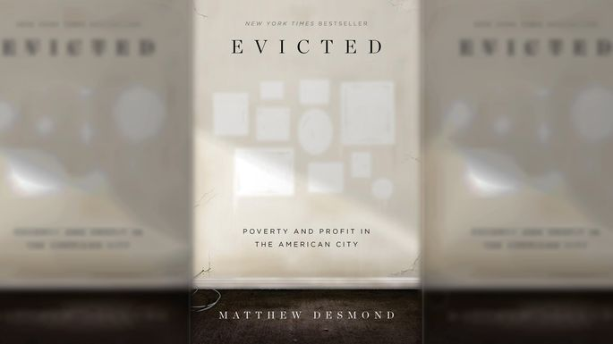 """Sociologist Matthew Desmond's book """"Evicted: Poverty and Profit in the American City"""" won a Pulitzer Prize."""