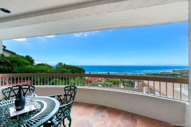 Balcony view Terrace house aloha State