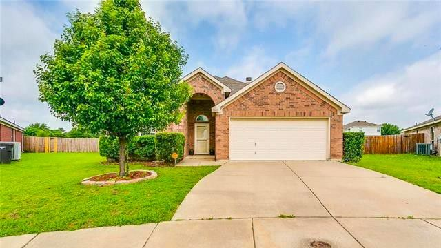 Three-bedroom home in Everman, TX