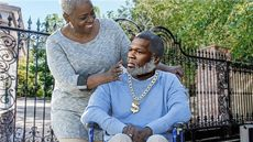 Will 50 Cent's Mansion Turn Into an Old Folks' Home?