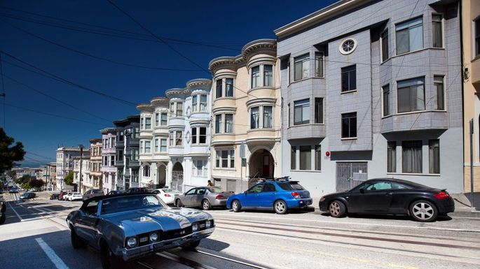 Homes in San Francisco, CA