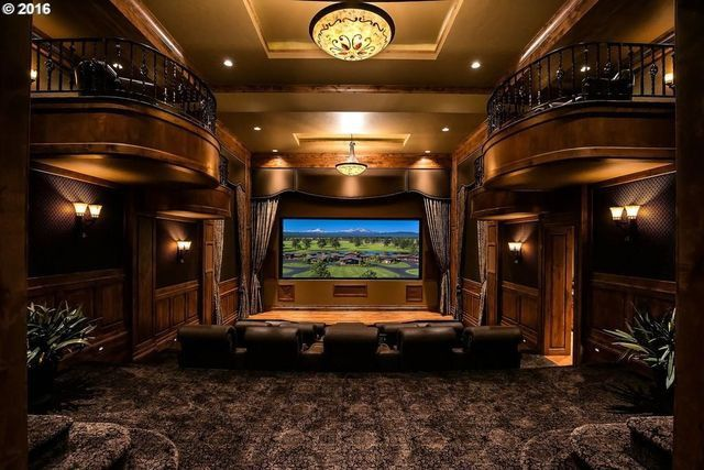 Amazing Home Theater Nice Design