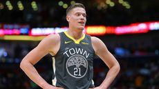 Warriors' Jonas Jerebko Selling Lights-Out Michigan Manse for $2.7M