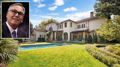 Former Houston Rockets Head Coach Mike D'Antoni Sells Houston Mansion