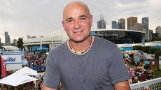 Tennis Legend Andre Agassi Is Selling One of His Vegas Homes for $2.4M