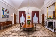Get This Look: The Obamas' White House Family Dining Room