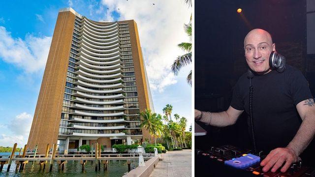 Legendary DJ Danny Tenaglia Selling Luxury Miami Condo for $1.2M   realtor.com®