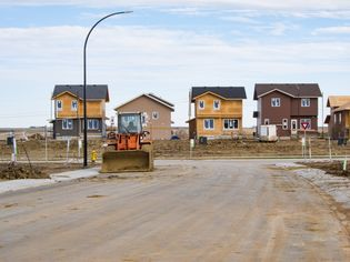 New Construction Keeps Chugging Along, Especially in the Suburbs