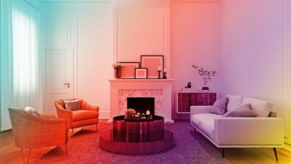 6 Trending Paint Colors for Your Living Room—That Aren't Boring White