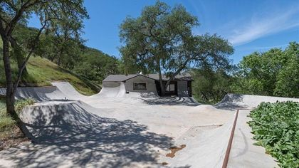 Most Rad Home? Paso Robles Property Has Its Own Private Skate Park