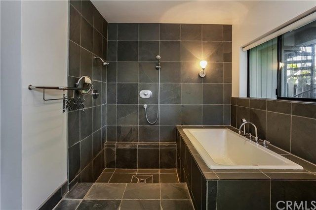 The perfect spot for a soothing shower