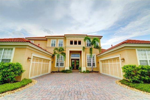 Take T-day at this mansion in Tampa, FL