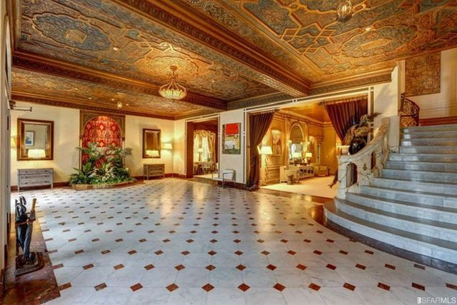 At over 16,000 square feet, it's one of the largest private residences in the city.