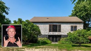 Red Hot Chili Peppers Drummer Chad Smith Selling $15M Spread in the Hamptons